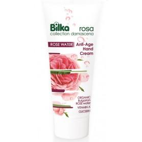 Crema de Maini cu Glicerina si Vitamina A - 100 ML, Rosa Damascena