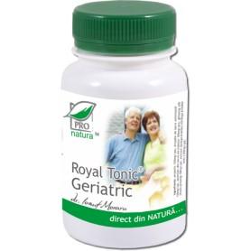 Royal Tonic Geriatric, 60 capsule Pro Natura