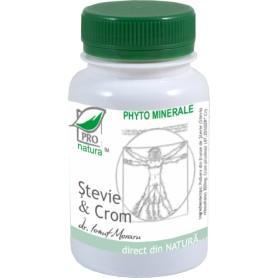 Stevie si Crom, 60 capsule Pro Natura