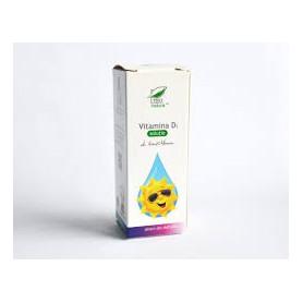 Vitamina D3 Solutie, 10ML Pro Natura