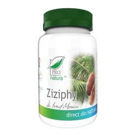 Ziziphy, 60 capsule Pro Natura