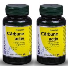 Pachet 2X Carbune Activ 60 capsule