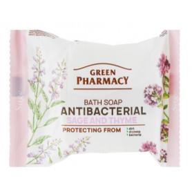 Sapun Antibacterian, Protector cu Salvie si Cimbru, 100g