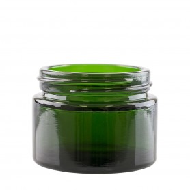 Borcan Sticla Ele Green, 50ML