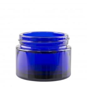 Borcan Sticla Ele Blue, 50ml