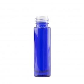 Bază Recipient Roll-On mini sticlă Albastră 10 ml