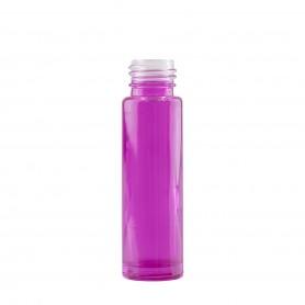 Bază Recipient Roll-On mini sticlă Roz 10 ml