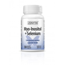 Myo-Inozitol + Seleniu, 30 capsule Zenyth