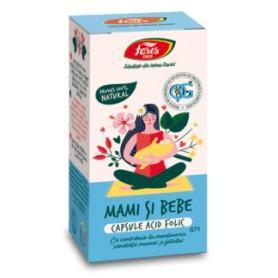 Acid folic natural 30 capsule