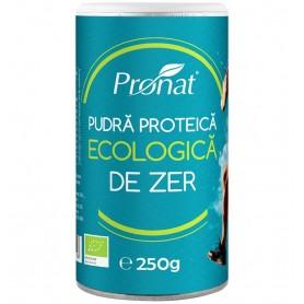 Pudra Proteica din Zer, Bio 250g