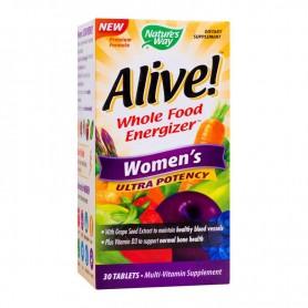 Alive Vitamine pentru Femei, Women's Ultra 30 tablete