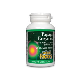 Papaya Enzime, 60 tablete masticabile Provita