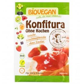 Gelifiant Bio fara gatit, 18 g Biovegan