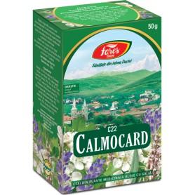 Calmocard Ceai, 50g Fares