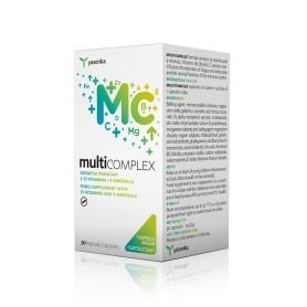Vitamine si Minerale, 30 comprimate Multicomplex