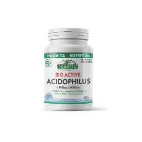 Acidophilus Bio Active, 90 cps Provita
