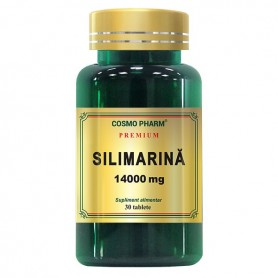 Silimarina 14000 30 comprimate Cosmo Pharm