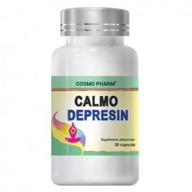Calmo Depresin, 30 capsule Cosmopharm