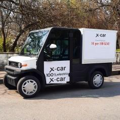 Masina Electrica Van