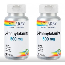 Oferta Fenilalanina, L-phenylalanine, 500mg,  60 cps