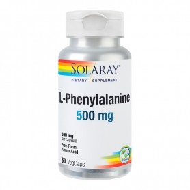 L-PHENYLALANINE 500MG 60CPS