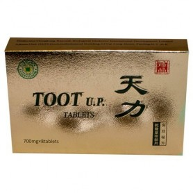TOOT U.P. 700 MG x 8 TABLETE