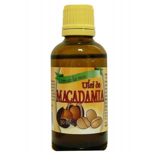 Ulei de Macadamia 50 ml Herbavit