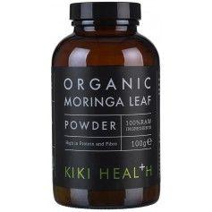 Moringa Pudra Organica 100% Raw - 100 g Kiki Health