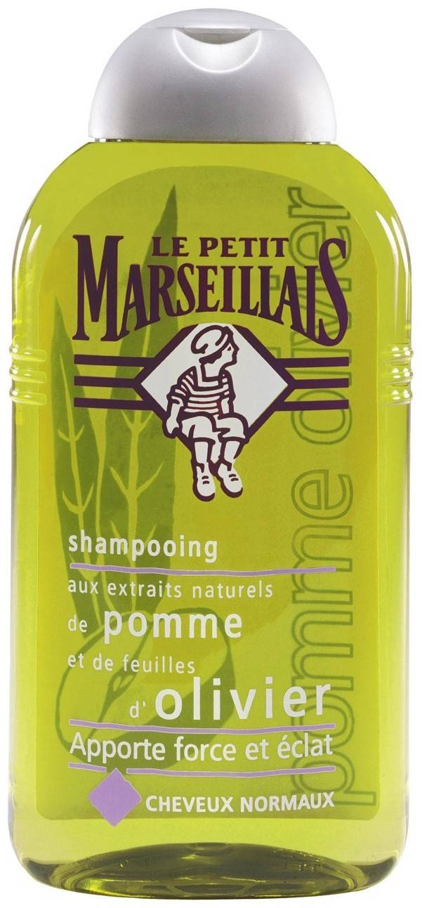 sampon par normal mar&maslin 250ml le petit marseillais