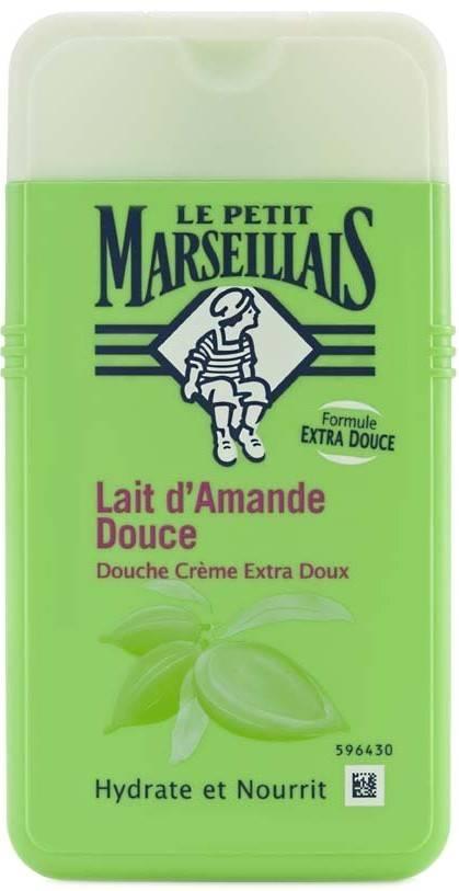 GEL DUS LAPTE MIGDALE DULCI 250ML 3+1GRATIS LE PETIT MARSEILLAIS