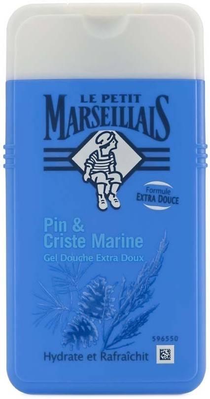 gel dus pin & fenicul marin 250ml le petit marseillais