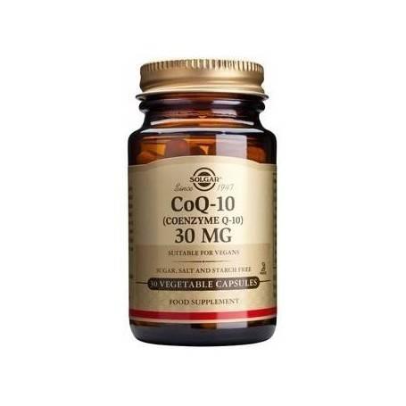 Coenzyme Q-10 30mg veg.caps 30s SOLGAR