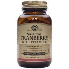 Cranberry Extract with Vit. C veg.caps 60s