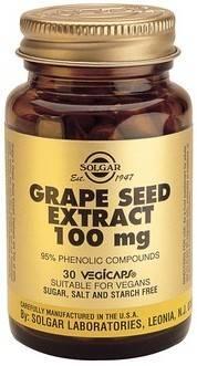grape seed extract 100mg veg.caps 30s