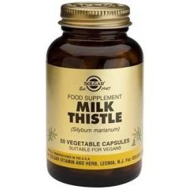 Milk Thistle veg.caps 50s SOLGAR