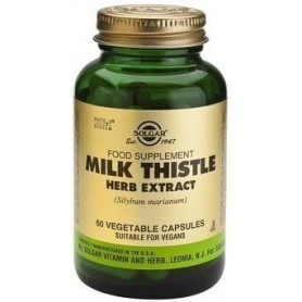 Milk Thistle Herb Extract veg.caps 60s