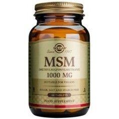MSM 1000mg tabs 60s SOLGAR