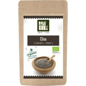 Seminte de Chia Eco, 200 g, Raw Boos