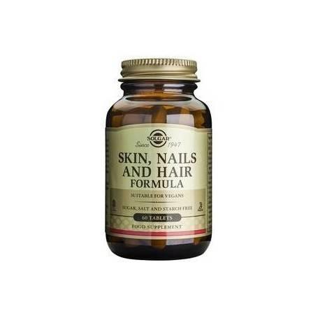 Skin Nails and Hair Formula tabs 60s SOLGAR