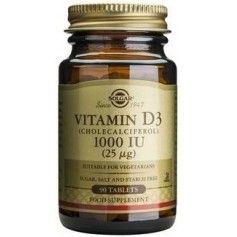 Vitamin D3 1000 IU tabs 90s