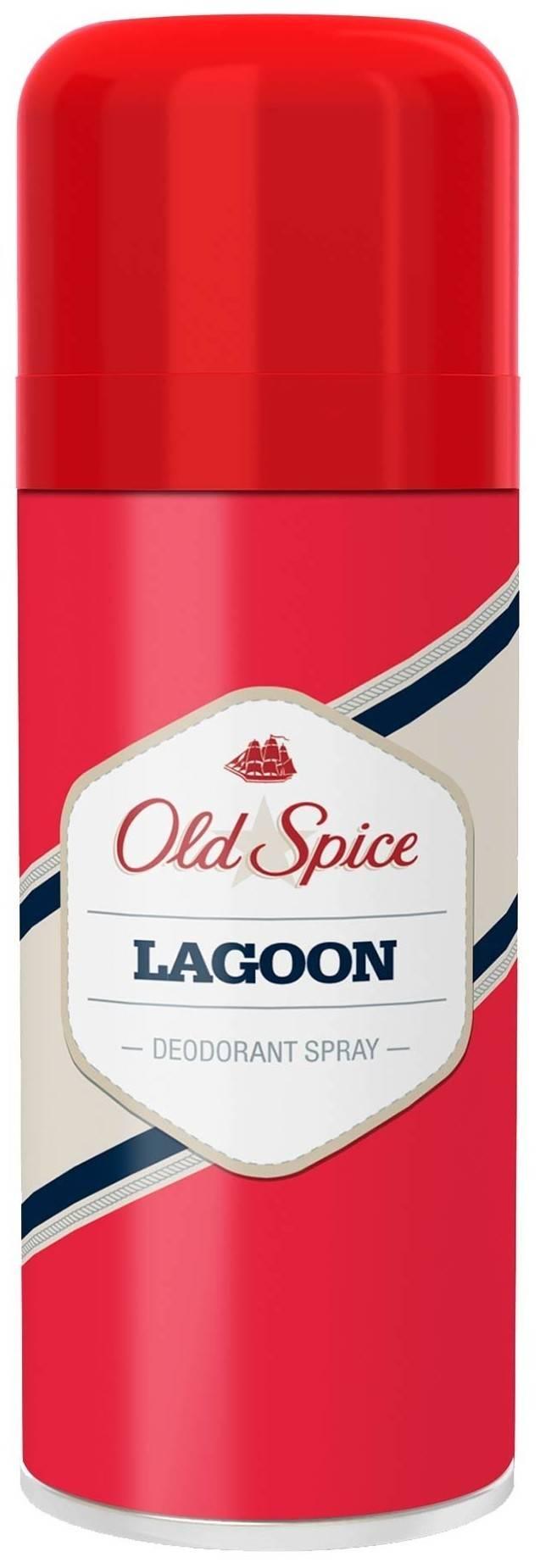 OLD SPICE DEO SPRAY LAGOON 125ML