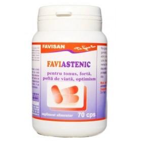 FAVIASTENIC 70CPR