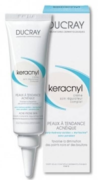 Ducray Keracnyl Crema Antiacneica - 30 ML