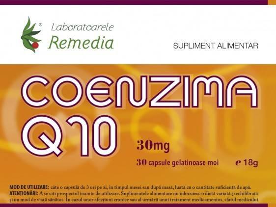 coenzima q10 30mg 3blsx10cps.gel.moi