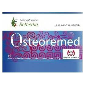 OSTEOREMED 10 PLICURI
