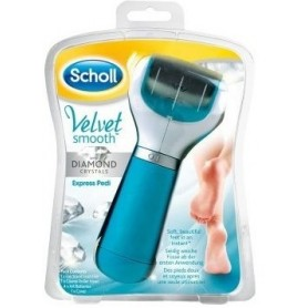 SCHOLL VELVET SMOOTH PILA ELECTRONICA DIAMANT