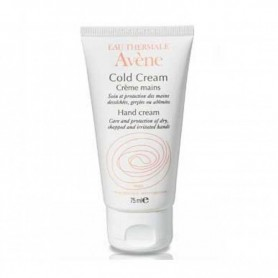 AVENE COLD CREAM CREMA DE MAINI, 75 ML