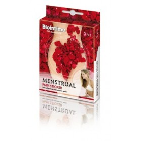 PLASTURE IMPOTRIVA DURERILOR MENSTRUALE MENSTRUAL PAIN STICKER 3 BUC