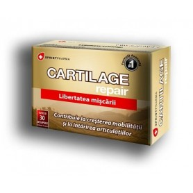 CARTILAGE REPAIR  30 CAP SPRINT PHARMA