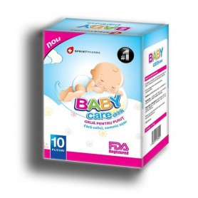 BABY CARE DRINK 10 PLICURI SPRINT PHARMA